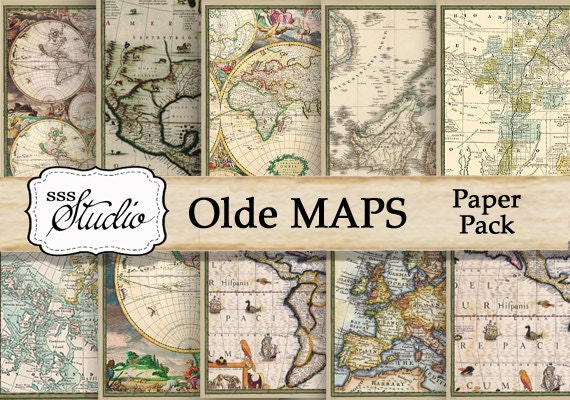 Olde maps vintage maps old world maps digital antique maps gumiabroncs