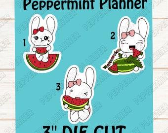 Jelly B Watermelon Time -- Die Cut --- 31