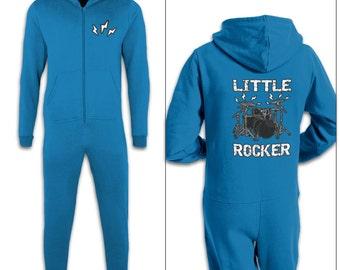 Little Rocker kids onesie