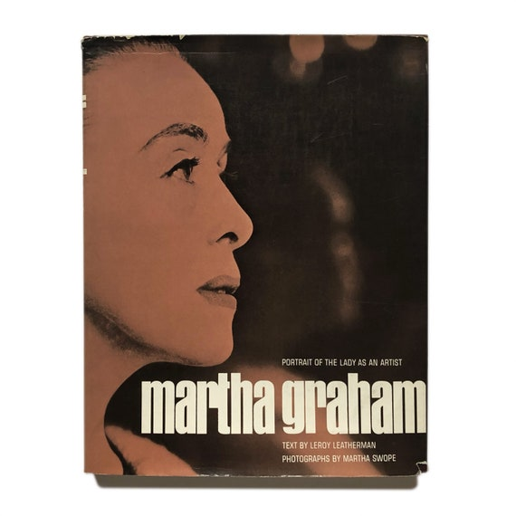 Martha Graham: Portrait of the Artist as a Lady, 1966.