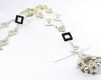 Snow White/Necklace Bracelet Tutorial PDF File