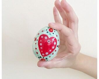 I heart Easter ceramic