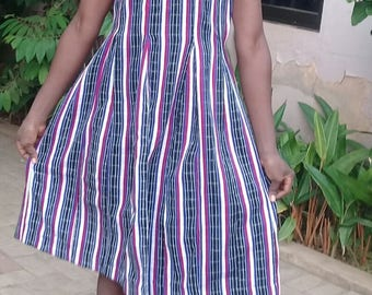 Lowager dress for women. Available in small, medium, and large.