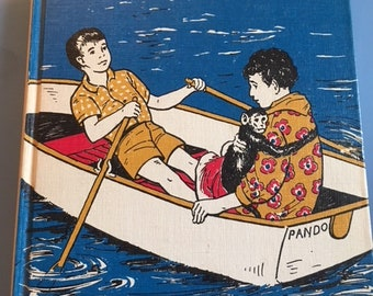 Robert Rows The River by Carolyn Haywood 1965