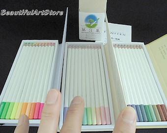 Tombow Pencil Irojiten(Color Dictionary)  30 Colored Pencils Set Vol.3 CI-RTC New