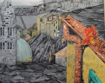 Genoa of slate