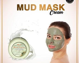 Volcanic Mud mask cream