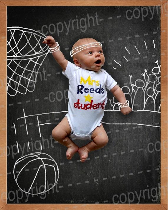 Etsy Baby Portraits