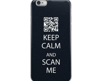 QRDb iPhone Smart Case