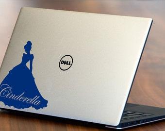 Disney Princess Cinderella Decal