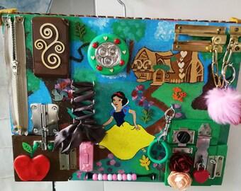 Montessori activity Board