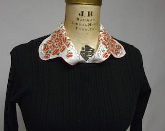 Simple cotton collar
