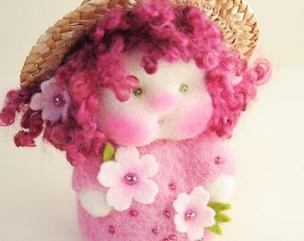 Flower child sakura, cherry blossom