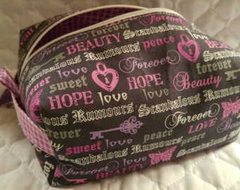 Forever beautiful boxy bag ready to ship