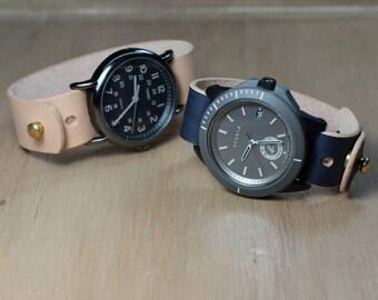 Minimalist Slip-thru Watch Strap (fits Timex weekender)