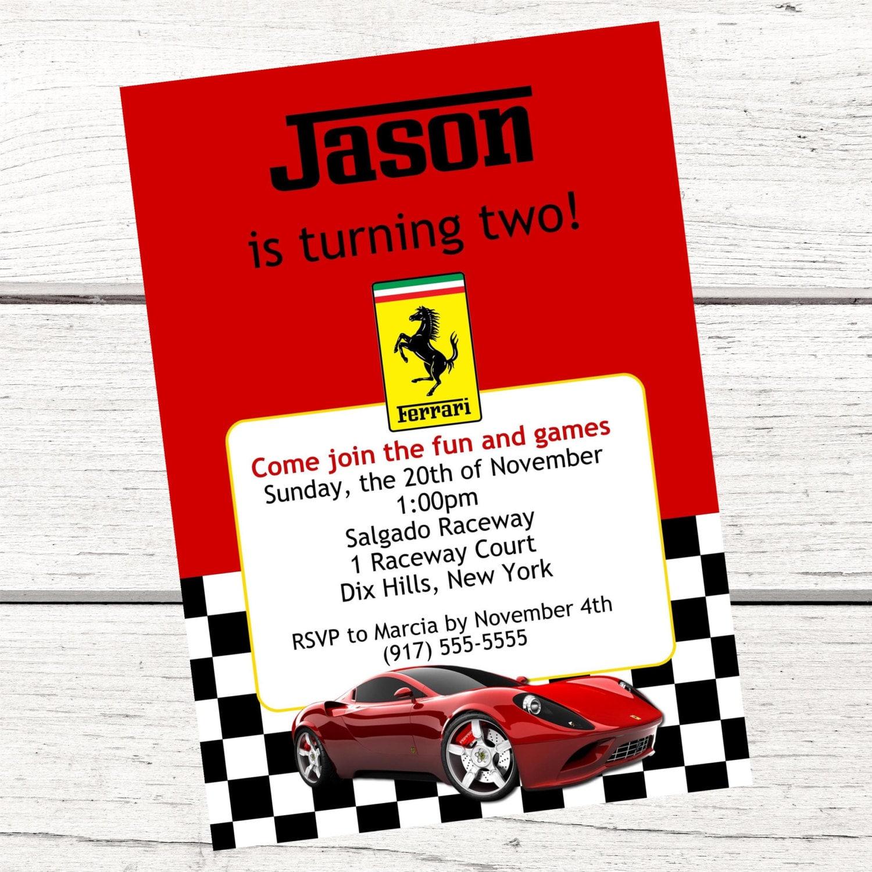 car invitation - Vatoz.atozdevelopment.co