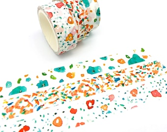 3 IN 1 Kawaii Washi Tapes - Masking Tape - Japanese Washi Tape - Paper tape - Decorative tape - Planner tape - Scrapbooking Tape
