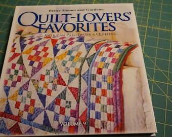 Quilt Lovers Favorites; Volume 9