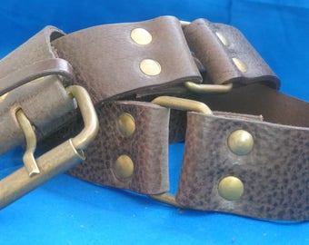Brown Lady Belt