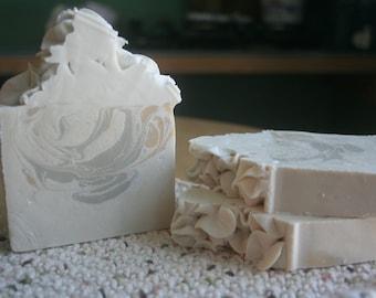 Pear Glace Goat Milk Cold Process Soap