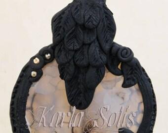 Pendant of Morrigan