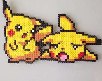 Geek - beaded Pikachu Pokemon