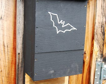 Bat House Small/ Mini 2 chamber