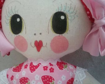 Poppy Angie doll | Handmade with love