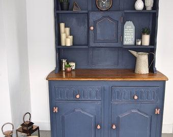 Hand Painted Welsh Dresser