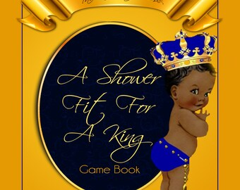 PRINCE SHOWER Game Book Cover