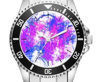 Gift for artist Painter Watch 6128