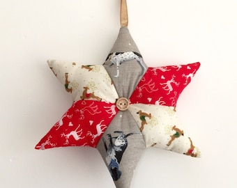 Pointer Decorative Christmas Stars. Handmade Country Cottage, Festive Home  Decor, Gift Ideas,