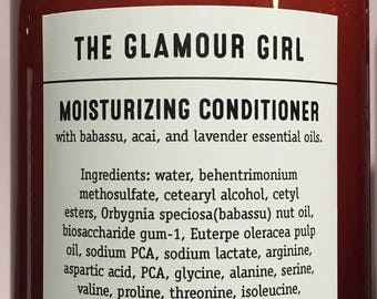 The Glamour Girl Natural Conditioner