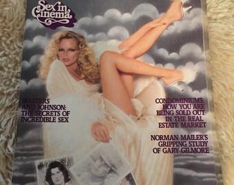 Vintage playboy magazine november 1979