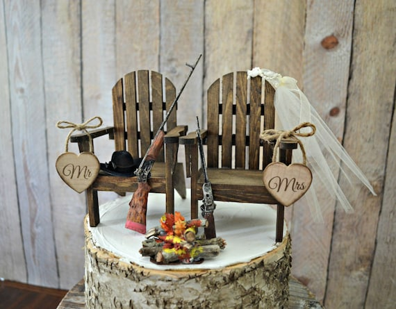 hunting themed wedding cake toppers themed wedding cake topper western groom s cake 16212