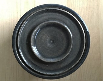 Upgrade: Ceramic lid instead of cork lid