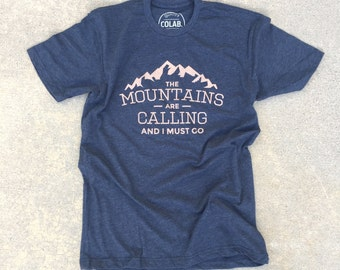 The Mountains are Calling [Navy]