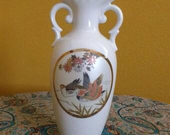 Porcelain Japanese Vase