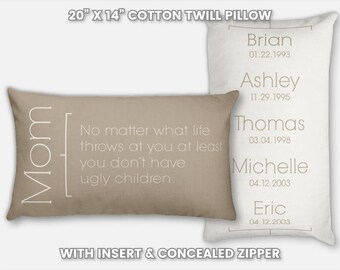 Mother In Law Gift Christmas Gift for Mother In Law Christmas Gift Mother In Law Gift Birthday Gift for Mother In Law Birthday Gift Pillow