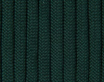 "5 meters of Paracord ""blackish green"""