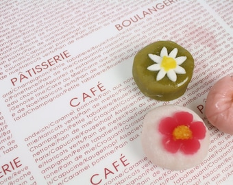 Brown French Cafe Patisserie Wax Paper Baking Cookie Sandwich Gift Wrap (25 sheets)