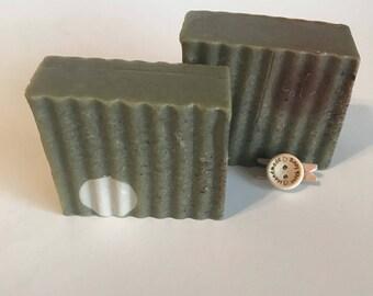 Eucalyptus, Oatmeal Soap -Handmade Soap, Natural Soap, Homemade Soap, All Natural, Vegan Soap, Bath and Beauty, Soap, Soaps, Organic Soap