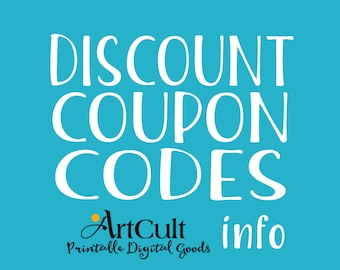 Discount coupon code etsy discount coupon codes for multiple purchase at a time up to 50 off fandeluxe Images