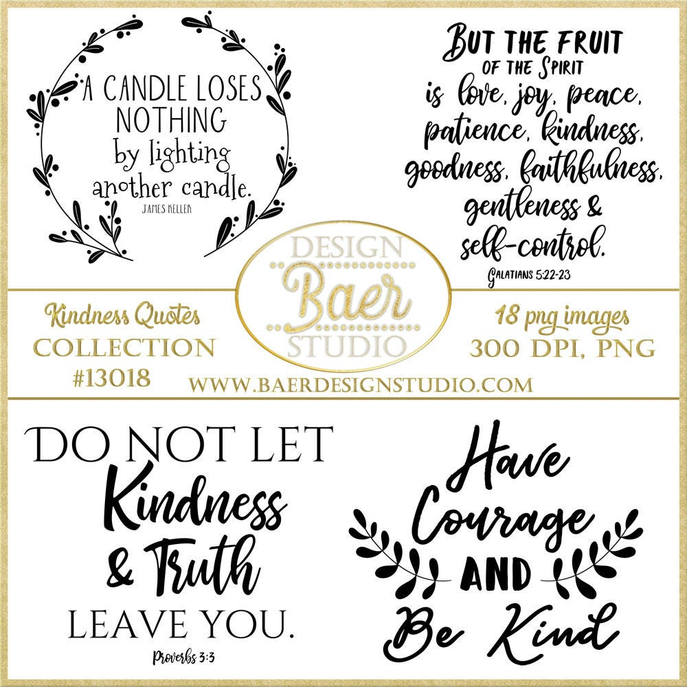 Quotes Kindness Kindness Quotes Word Art About Kindness Inspirational