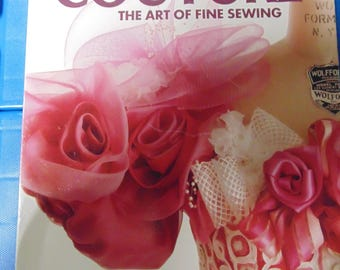 Couture The Art of Fine Sewing by Roberta Carr, 1993
