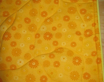 Nookcolor Nook Cover Yellow Orange Flowers