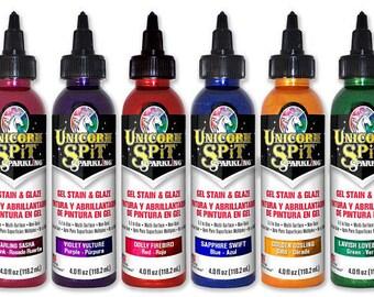 Unicorn SPiT Sparkling, full set of all 6 colors, 4 ounce bottles of Sparkling Unicorn Spit!