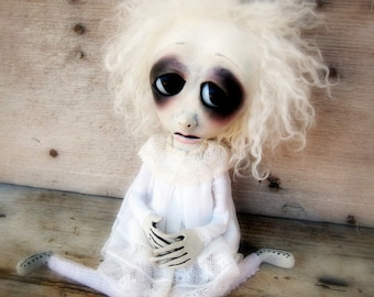 Loopy Art Doll  Beatrice Hooper Orphan of New Orleans Past