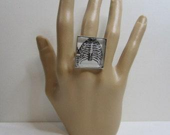 Rib Cage Ring