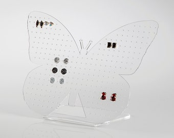 Acrylic Earring Display Stand | Premium acrylic | Made in the UK